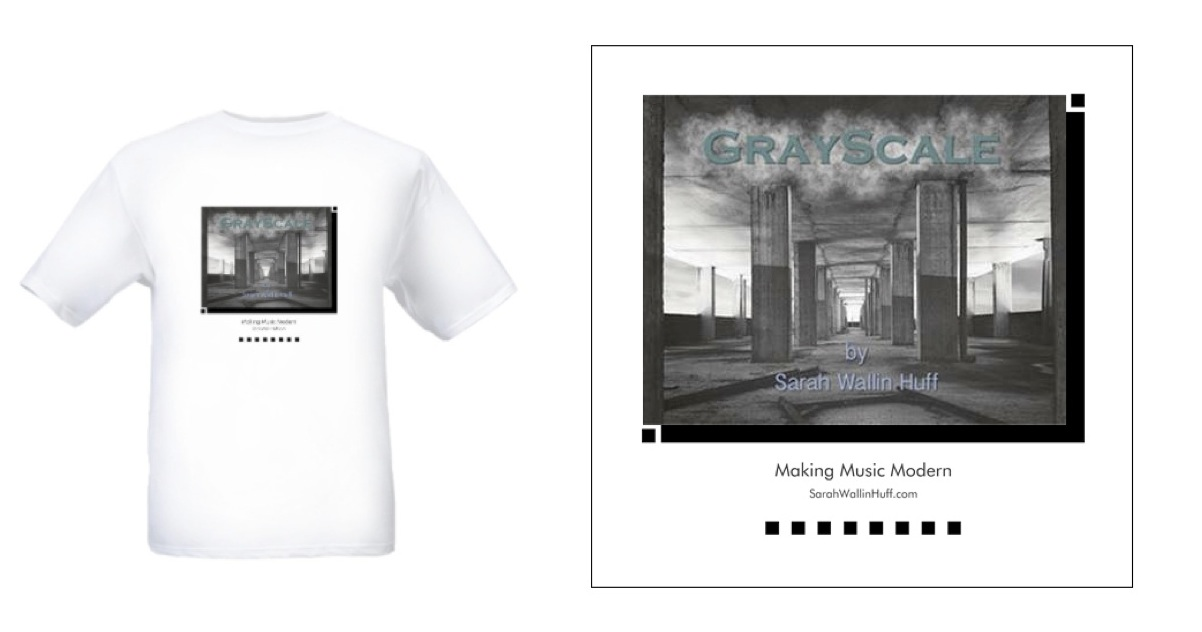 GrayScale Tee Design