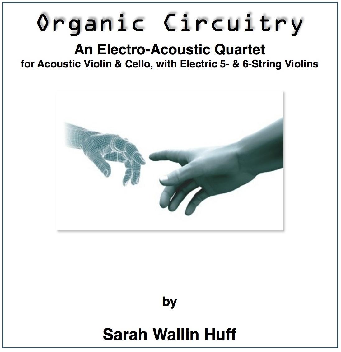 ORGANIC CIRCUITRY_Title